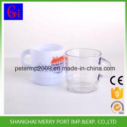 OEM de color blanco de Oficina Regalos PS taza de plástico (SG-16081)