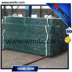 FpSy025緑の粉の別の長さの上塗を施してある鋼鉄塀のポスト
