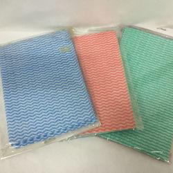 Одноразовые Spunlace нетканого материала ткани протрите очистки домашних хозяйств