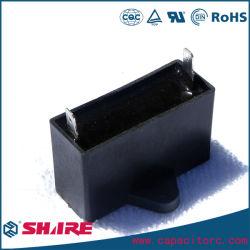 Cbb61 AC 모터 배선 사각 유형 축전기 천장 선풍기 축전기