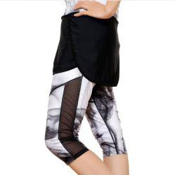 ジョガーのSportswear Tracksuit Bottoms Sweatpants Gymsの偶然のズボンの適性の女性の練習のズボン