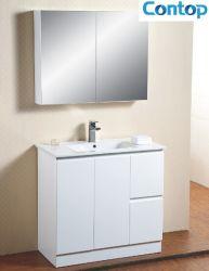 MDF-Badezimmerschrank im australischen Stil mit Keramikbecken