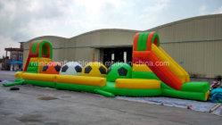 La ejecución de inflables inflables y Túnel de Fútbol Deportes Toy Rb91009