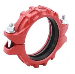 Accoppiamento resistente rigido Grooved duttile dell'accessorio per tubi del ferro