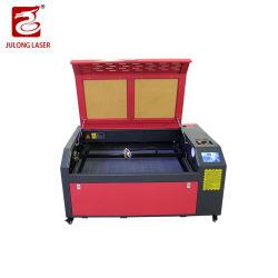 A Madeira e a Laser 6090 Non-Metal Corte e máquina de gravura, preço de máquinas de corte a laser de couro