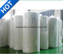 Rolo de gaze Médica Branca absorvente. 100% de algodão