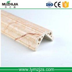 PVC pedra mármore peso pesado de moldagem para a parede interior decoração do Teto