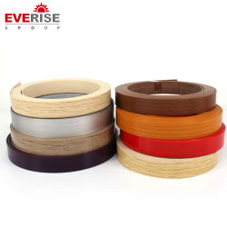 PVC エッジバンディングを選択するためのマルチカラーカード