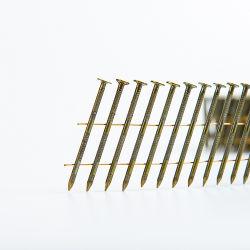 El alto grado de la bobina de 15 grados /Staple/Clavos para el palet, construcción, decoración, el embalaje