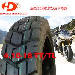 中国のオートバイのチューブレスタイヤ410-18、275-18、300-18、300-17、110/90-17、90/90-19、110/100-17、110/100-18、460-18
