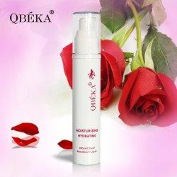 Usine organique Qbeka Rose beauté liquide, soins de la peau (50ml) eau de rose pure eau de rose