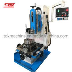 Macchina per il taglio di metalli manuale per la macchina di scanalatura verticale di superficie della superficie, della scanalatura e della coda di rondine