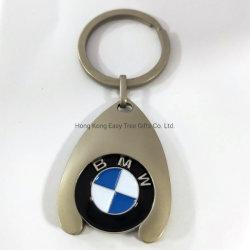 Пользовательский логотип сувениров промо подарок Металлические кольца для ключей