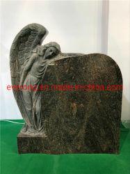 Aurora гранита гравировка Angel Headstone /Tombstone в выписках из документов