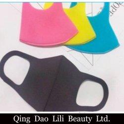Mousse éponge populaires de la bouche et couvercle nez Masque de filtre anti-poussière de carbone avec la conception