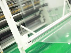 Haut de la vente d'usine Film d'emballage des aliments en nylon transparent