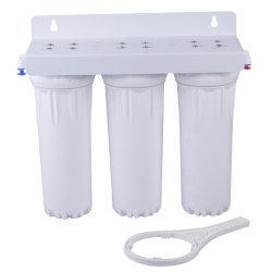 فلتر مياه ثلاثي المراحل للترشيح المنزلي