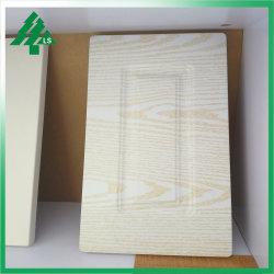 PVC de couleur blanche Cuisine/Salle de bains porte du cabinet