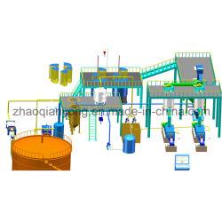 1-5t/h à petite échelle de l'Afrique de l'huile de palme à double vis appuyez sur Faire de l'extraction de l'équipement de ligne de l'usine de traitement de mouture de la machine