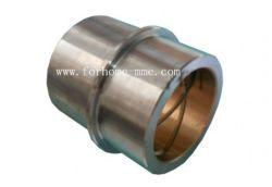 Scambiatori di calore con boccole autolubrificanti rivestiti in rame acciaio bimetallico