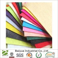 Il feltro delle lane di colore degli strati del tessuto A4 per arte Handcraft DIY di cucito
