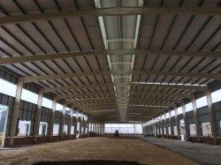 Precio reducido espacio de construcción de bastidor de acero de la estructura del edificio de 50 años