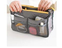 Женщин сумки нейлон многофункциональный пакет для макияжа женщин органайзера косметический случаях дорожная сумка для установки вне помещений и туалетные принадлежности комплекты