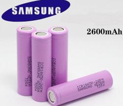 Samsung 18650 26f 2600mAh Battery