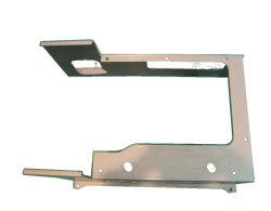 CNC van de Hardware van de AutomobielIndustrieën van het Metaal van het Blad van de automobielIndustrieën het Metaal van het Blad