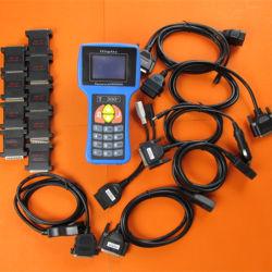 L'appui espagnol/anglais T300 Auto Key programmeur universel T 300 Auto Key programmeur Outils de programmation de clé de voiture