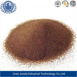 Выше жесткость/красный цвет/Garnet песок 80 меш/абразивный материал для резки Waterjet из нержавеющей стали