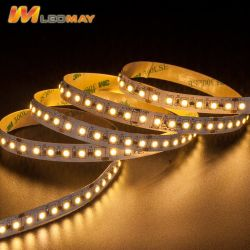SMD 3528 القابلة للطي 120 صمام LED/متر أشرطة LED ثابتة التيار مع ارتفاع الجودة