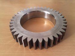 Формирование 1045h прямозубая цилиндрическая шестерня используется для морских коробки передач