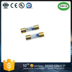 fusibile di ceramica di vetro del tubo di 3.6X10 5X20 6X30 10X38