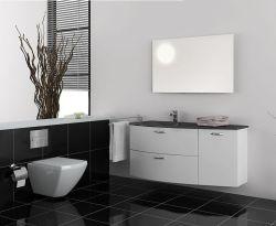목욕탕 단위 Lowes 현대 Prefabricated 목욕탕은 허영을 침몰한다