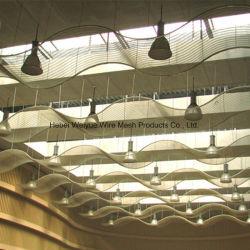Câble métallique tissé en acier inoxydable Mesh pour la décoration de plafond