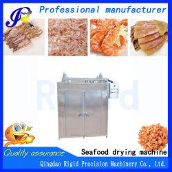 Asciugatrice secca dei frutti di mare del disidratatore dei frutti di mare del macchinario di alimento