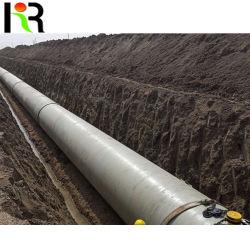 Los certificados de Wras GRP fábrica/ tubo de plástico reforzado con fibra