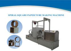 Argano di carta a spirale automatico del tubo che fa macchina