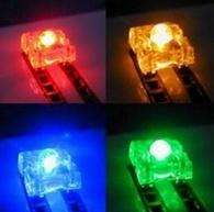 3mm/ 5 mm Flux super LED, Piranha, dessus plat LED LED