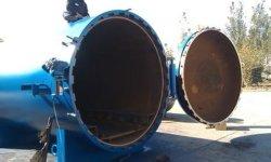 Température élevée de la machine d'imprégnation du bois de haute pression
