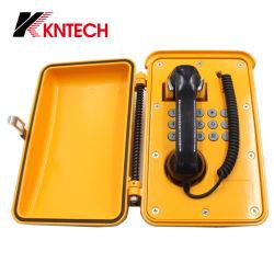 Internet Teléfono Teléfono SIP Knsp-01 Kntech teléfonos túnel
