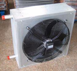 공기 히이터 열교환기 단위 Hydronic 천장 히이터에 150K BTU 온수