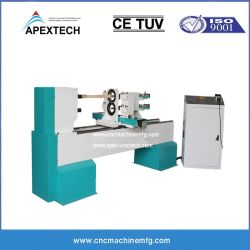 CNC tornos de madera con cambiador automático de herramientas