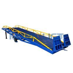 Ce стандартного гидравлического контейнера стороны погрузочную платформу подъемника для продажи