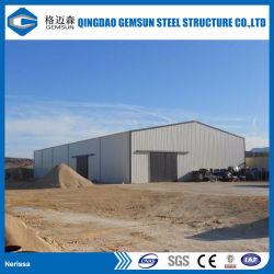 La jauge légère Custom-Made Structure en acier galvanisé l'entrepôt