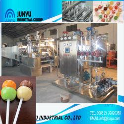 Lollipop с прозрачным куполом Гум заполнены линии обработки