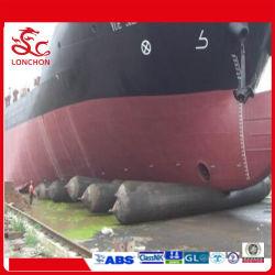 Marine Dock Airbag de barco inflável de borracha para venda