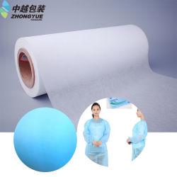 Tecido não tecido de polipropileno 20g/25g/30G para 8bf17-50 revestido