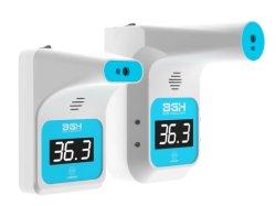 Freisprecheinrichtung K3 Wandhalterung Automatische Thermoscanner Stirn Ai IR Hände Kostenloses K3 Infrarot-Thermometer für Wandmontage
